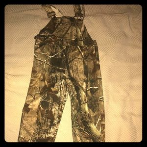 Other - Realtree camo bibs for kids